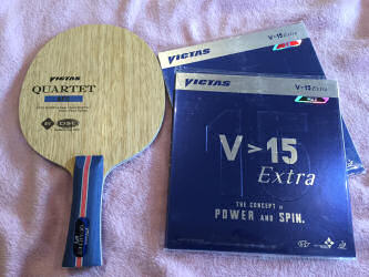 Table Tennis Rackets / Bats