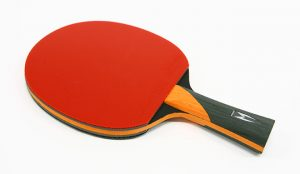 ITTF approved table tennis racket