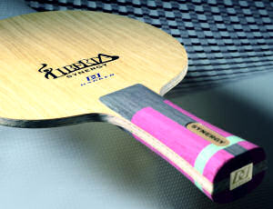 Professional table tennis bats