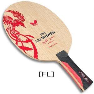 Butterfly Liu Shiwen blade