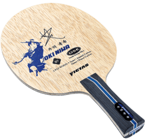 Victas Koki Niwa table tennis blade