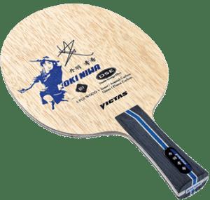 Victas Koki Niwa table tennis blade