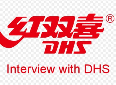 Interview with DHS - top Table Tennis brand