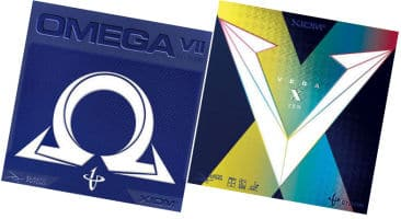 Xiom Omega VII Hyper and Vega X