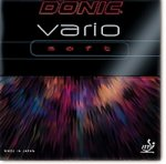 Donic Vario soft (1.2/1.5)- high control high spin