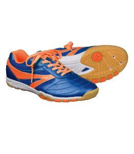 Tibhar Blue Thunder TT shoes (blue/orange) Euro 46 Clearance