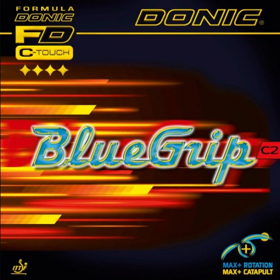 DONIC BlueGrip C2 - Click Image to Close