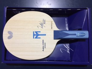 Butterfly Timo Boll ALC - arylate carbon (made in Japan)