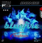 Donic Bluefire Big Slam - includes super thin 1.6mm sponge
