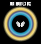 Butterfly Orthodox DX - for old hardbat style