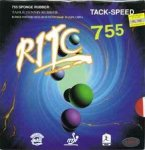 RITC 755 Tack-Speed, Long Pimples