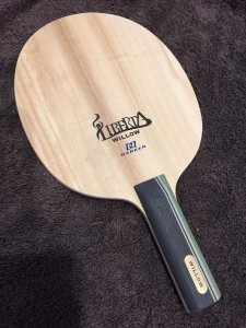 Darker Liberta WILLOW - defensive, made in Japan