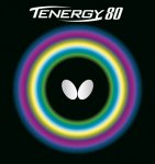 Butterfly Tenergy 80 (free shipping)