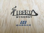 Darker Liberta SYNERGY - unique UHMW / Carbon weave!