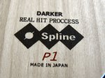 Darker spline P1 - Cpen Defensive blade (made in Japan)