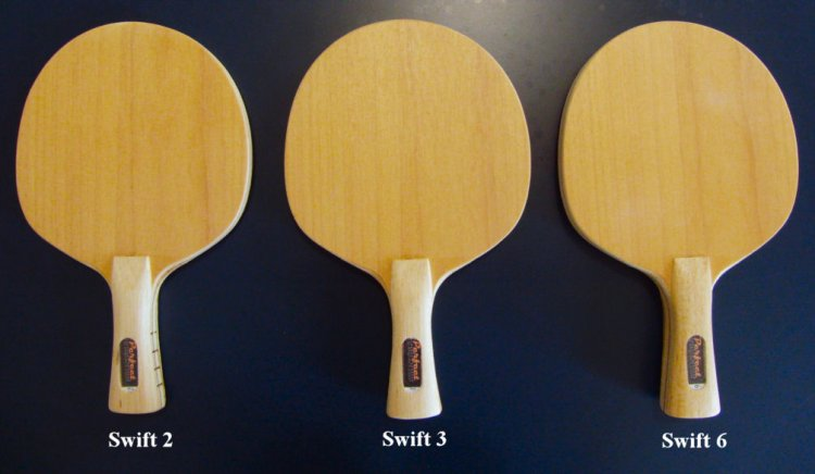 Re-Impact Swift 24 - new combination blade for 2013! - Click Image to Close