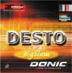 Donic Desto F3 Big Slam (1.8/2.0/max)