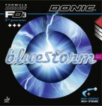DONIC BlueStorm Z1 - ultra thin topsheet for max power & spin!