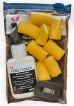 Butterfly Free Chack 37ml with Applicator clip and sponges
