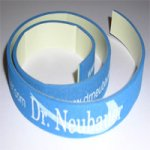 Dr Neubauer foam edge tape - protect your blade!