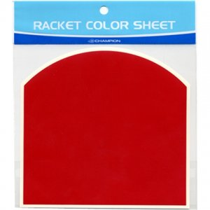 Xiom Colour Racket Sheet - cover for back of pengrip blades