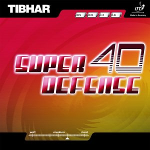 Tibhar Super 40 Defense (0.5/0.9mm)