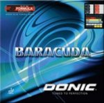 Donic Baracuda - vicious spin + speed glue effect!