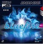 Donic Bluefire M1 - High speed, Extreme spin!