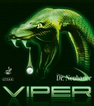 Dr Neubauer Viper - new long pimple for 2015!