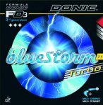 Donic Bluestorm Z1 TURBO - fastest!