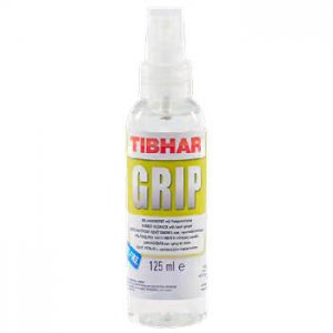 Tibhar rubber cleaner GRIP 125ml (pump spray bottle)