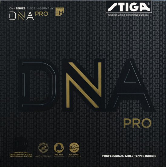 Stiga DNA Pro H - Click Image to Close