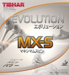 Tibhar Evolution MX-S - rubber choice of Vladimir Samsonov!