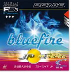 Donic Bluefire JP 01 TURBO - even more spin!
