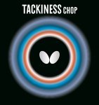 Butterfly Tackiness Chop - extreme control and spin!