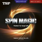 TSP Spin Magic - short pimple for extreme spin