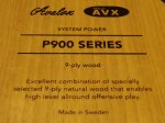 Avalox AVX P900 - 9 ply - made in Sweden!