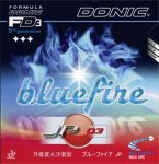 Donic Bluefire JP 03 - latest from Donic!