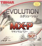 Tibhar Evolution MX-P 50 - even more powerful!
