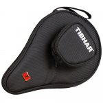 Tibhar Round cover with ball compartment Shanghai (Black)