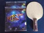 Entry level quality custom bat - Donic waldner Allplay + TS 2000
