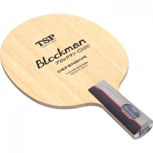 TSP Blockman - defensive Chinese penhold blade (made in Japan)