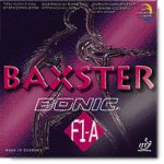Baxster F1 A - High Speed Tensor Short pimple!