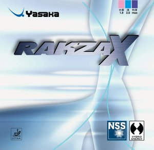 Yasaka Rakza X - Power and precision - new for 2014!