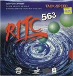 RITC 563 OX Medium Pimple Rubber
