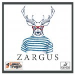 Sauer & Trogel Zargus short pimple - high control but deadly