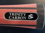 TSP Trinity Carbon - light weight carbon blade