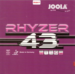 Joola Rhyzer 43 - new for 2018!