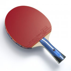 Butterfly Harimoto 2000 Racket FL with two balls