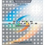 TSP Super Spinpips - extreme high spin short pimple